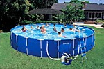 Metal Frame Pool